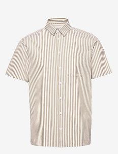 Shirt CFAnton SS - SILVER MINK