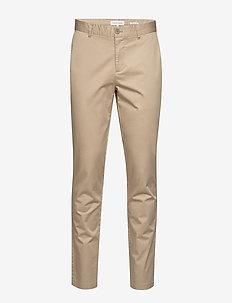 Pants CFPelle - SILVER MINK