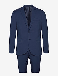 Suit - ESTATE BLUE