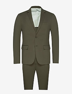 Suit Slim fit - FOREST NIGHT GREEN
