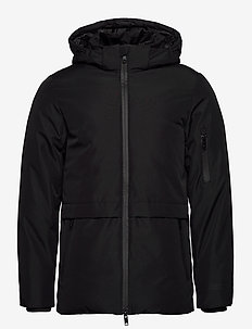 Orson Outerwear Parka coat - parkas - anthracite black