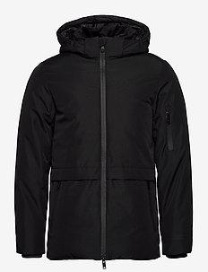 Orson Outerwear Parka coat - parki - anthracite black