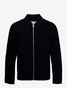 Bobby 0008 Blazer Blazer jacket wit - vestes bomber - navy blazer
