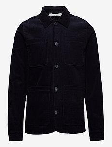 Jalte 0019 corduroy jacket Jalte co - farkkutakit - navy blazer