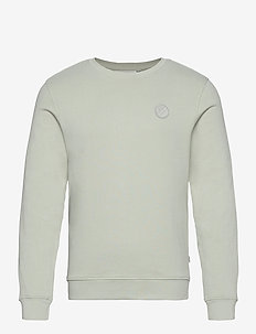 Sebastiona crew neck sweatshirt - sweats - smoke
