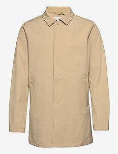 Oakland mac jacket - vestes légères - silver mink