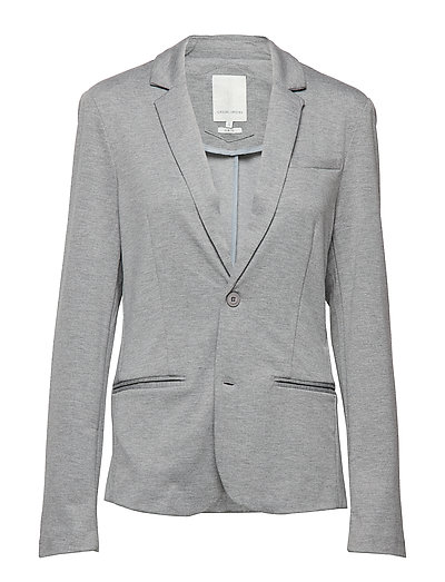 Blazer Slim fit - MID GREY MELANGE
