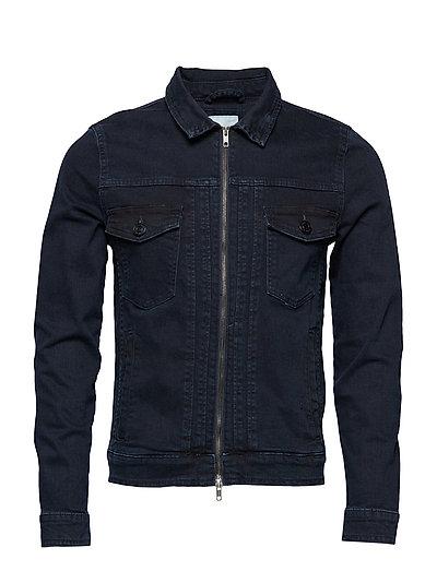 Denim jacket - Slim Fit - NAVY