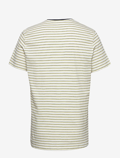 Casual Friday T-shirt Cftrinn- T-shirty Yellow Cream