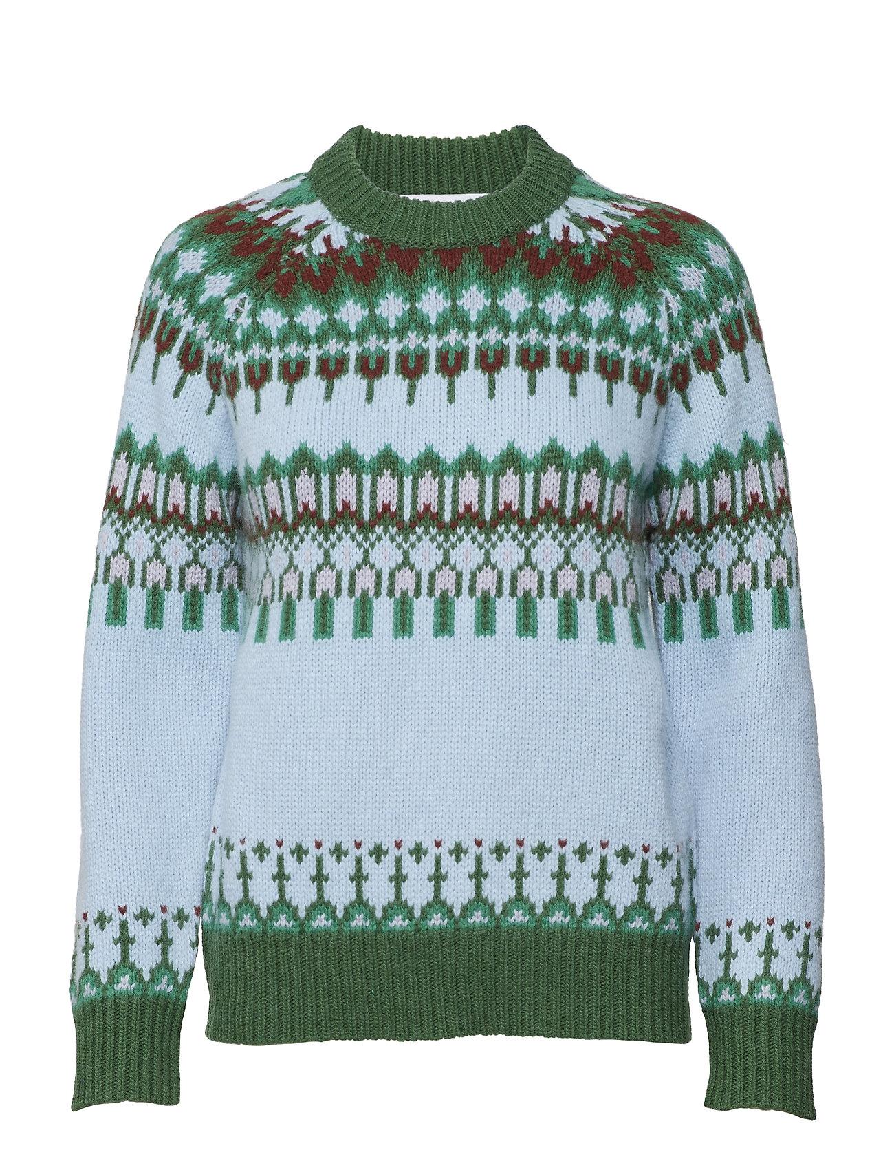 Cathrine Hammel Bonfire sweater Ögrönlar