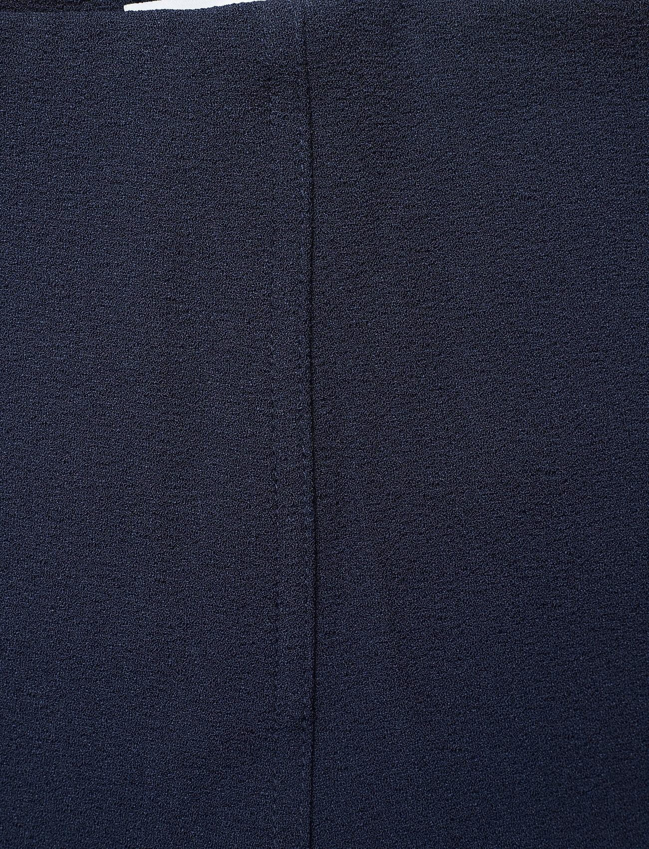 Cathrine Hammel High waist pants - Spodnie INK BLUE - Kobiety Odzież.