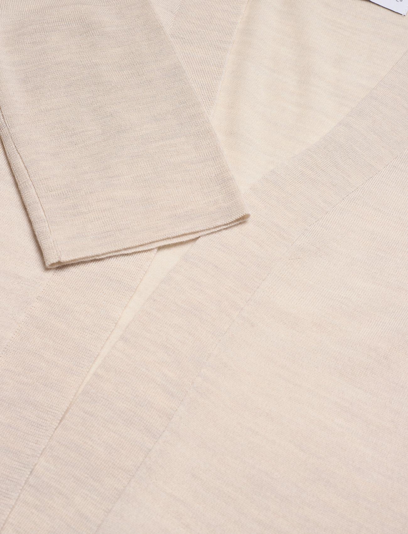 Cathrine Hammel Twinset cardigan - Dzianina NATURE MELANGE - Kobiety Odzież.