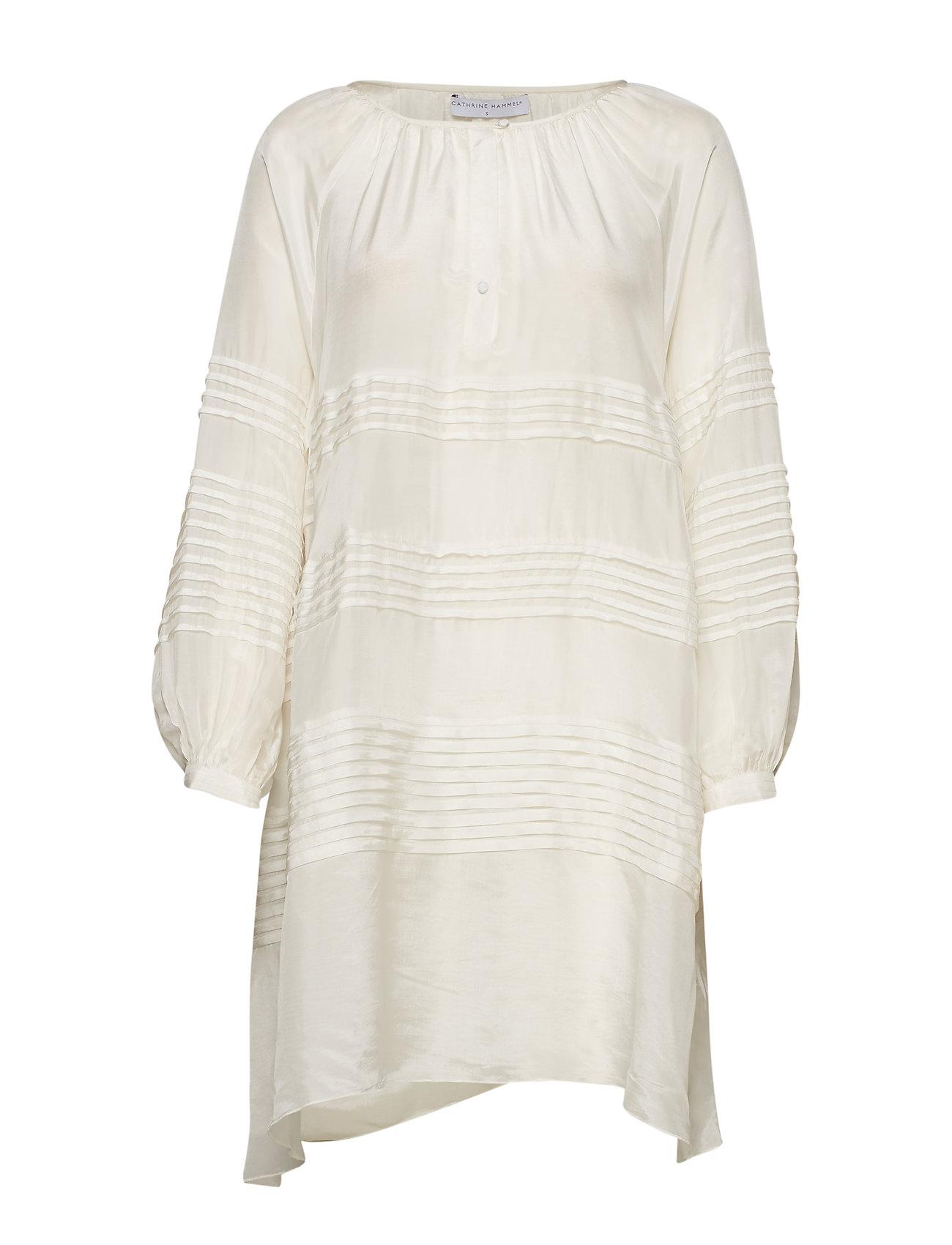 Cathrine Hammel Neroli dress - OFF WHITE