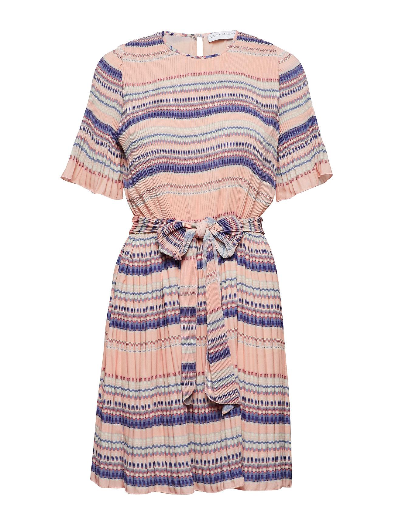 Cathrine Hammel Miami dress w/short sleeves - PLEAT 11