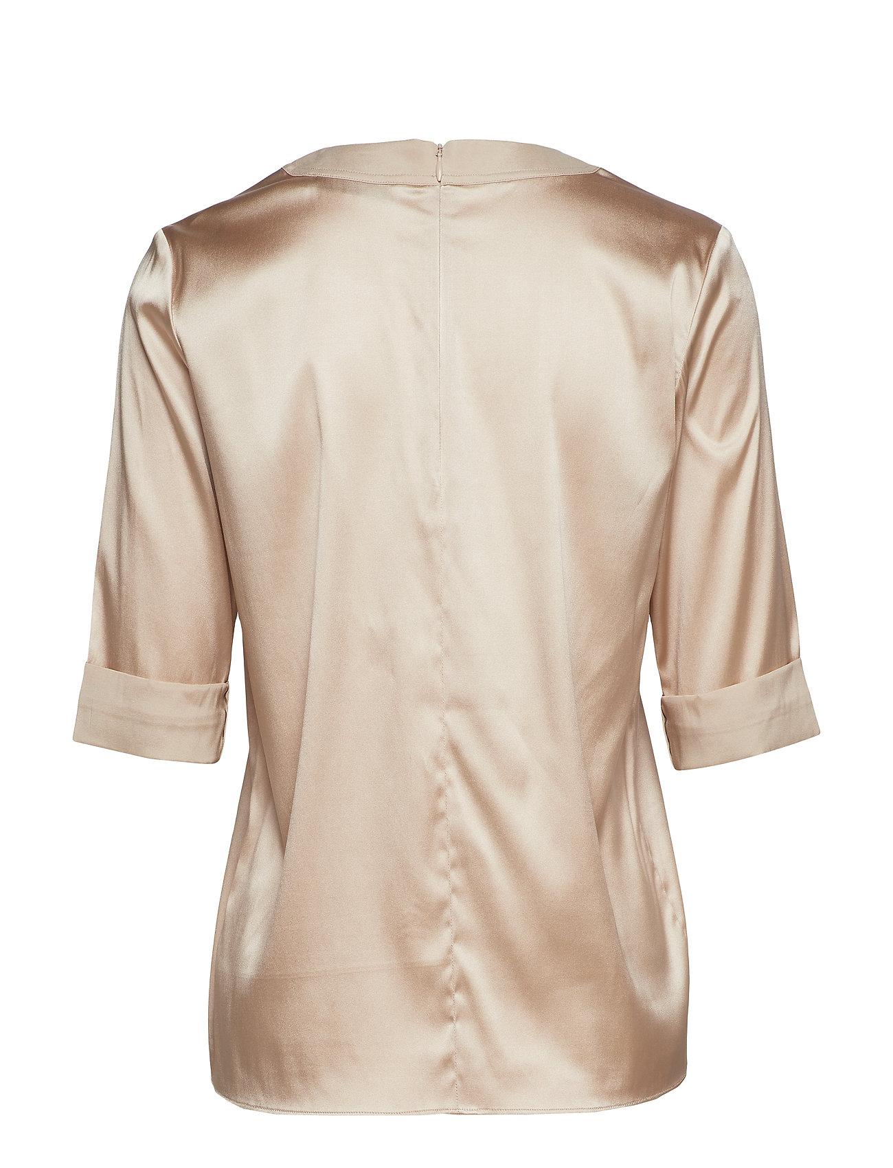 Hammel Silk Tee Tee Silk shirtoatmealCathrine 9HW2EYDI