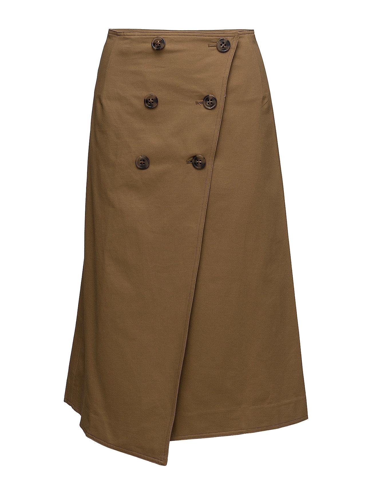 Cathrine Hammel Wrap skirt