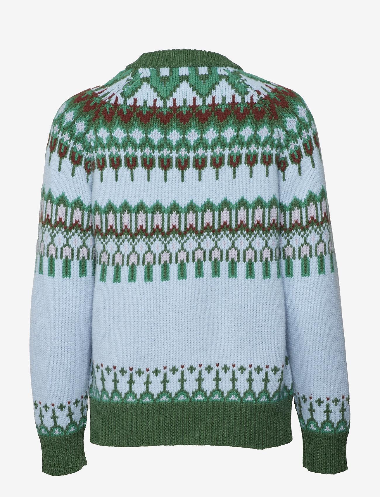 Bonfire Sweater  - Cathrine Hammel