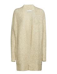 Soft demi shawl - FAUNE MELANGE
