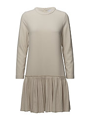 Waffel dress - SHELL