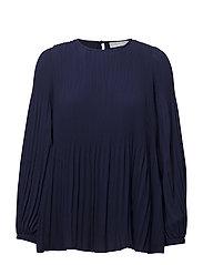 Miami blouse - INDIGO