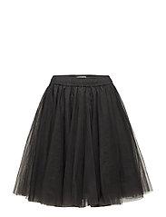 Classic tulle skirt - DARK GREY