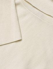Cathrine Hammel - Wide turtleneck - turtlenecks - off white - 2