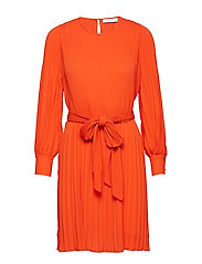 Miami dress - HIBISCUS RED