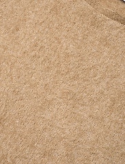 Cathrine Hammel - Soft wide sleeveless top - strikkede toppe - camel - 2