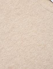 Cathrine Hammel - Soft wide sleeveless top - strikkede toppe - warm grey - 2