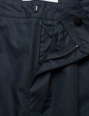 Cathrine Hammel - Wide ov pants - bukser med brede ben - dark ink - 2
