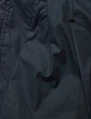 Cathrine Hammel - Wide ov pants - bukser med brede ben - dark ink - 3