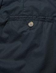 Cathrine Hammel - Wide ov pants - bukser med brede ben - dark ink - 4