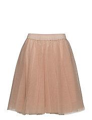 Classic tulle skirt - POWDER