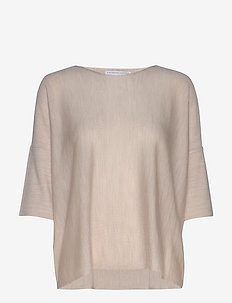 Wide tee-shirt - NATURE MELANGE