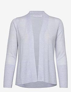 Twinset cardigan - cardigans - light blue melange