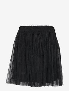 Classic tulle skirt - BLACK