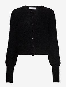 Soft petit cardigan - BLACK