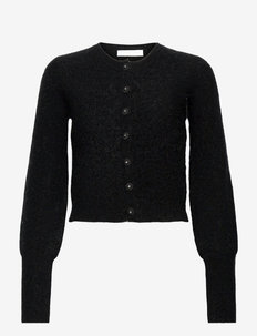 Soft petit cardigan - cardigans - black