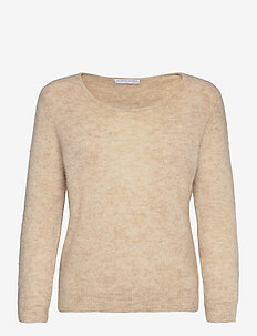 Soft evening sweater - gensere - faune