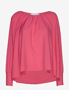 Cannes shirt - POPPY PINK