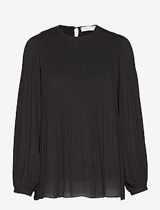 Miami blouse - BLACK