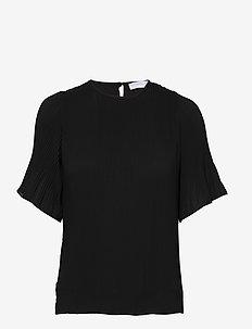 Miami tee-shirt - kortærmede bluser - black