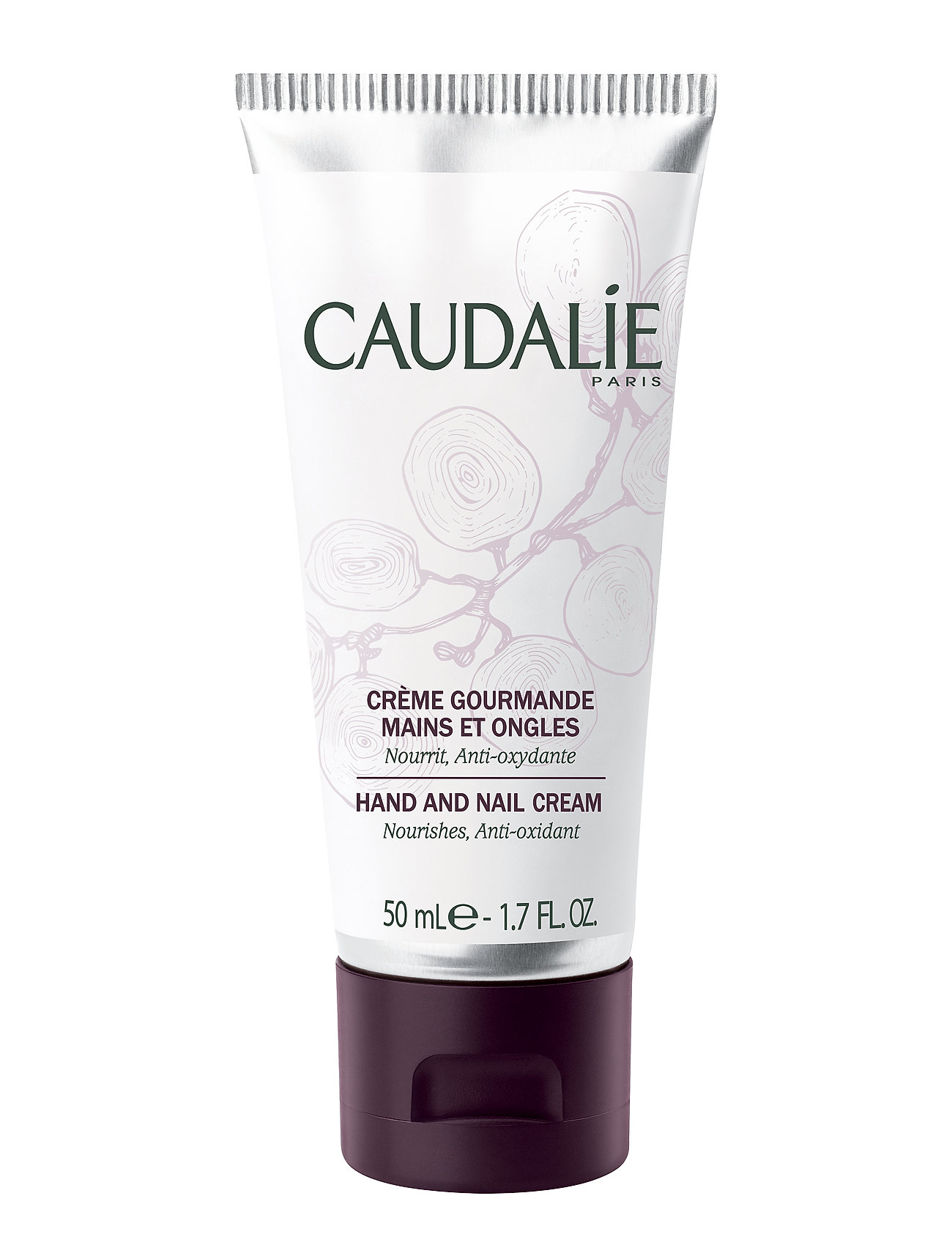 Image of Hand And Nail Cream Beauty WOMEN Skin Care Body Hand Cream & Foot Cream Nude CAUDALIE (3416353299)