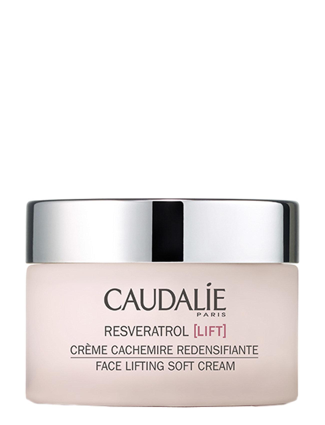 Image of ResvéRatrol Face Lifting Soft Cream Beauty WOMEN Skin Care Face Day Creams Nude CAUDALIE (3423514841)