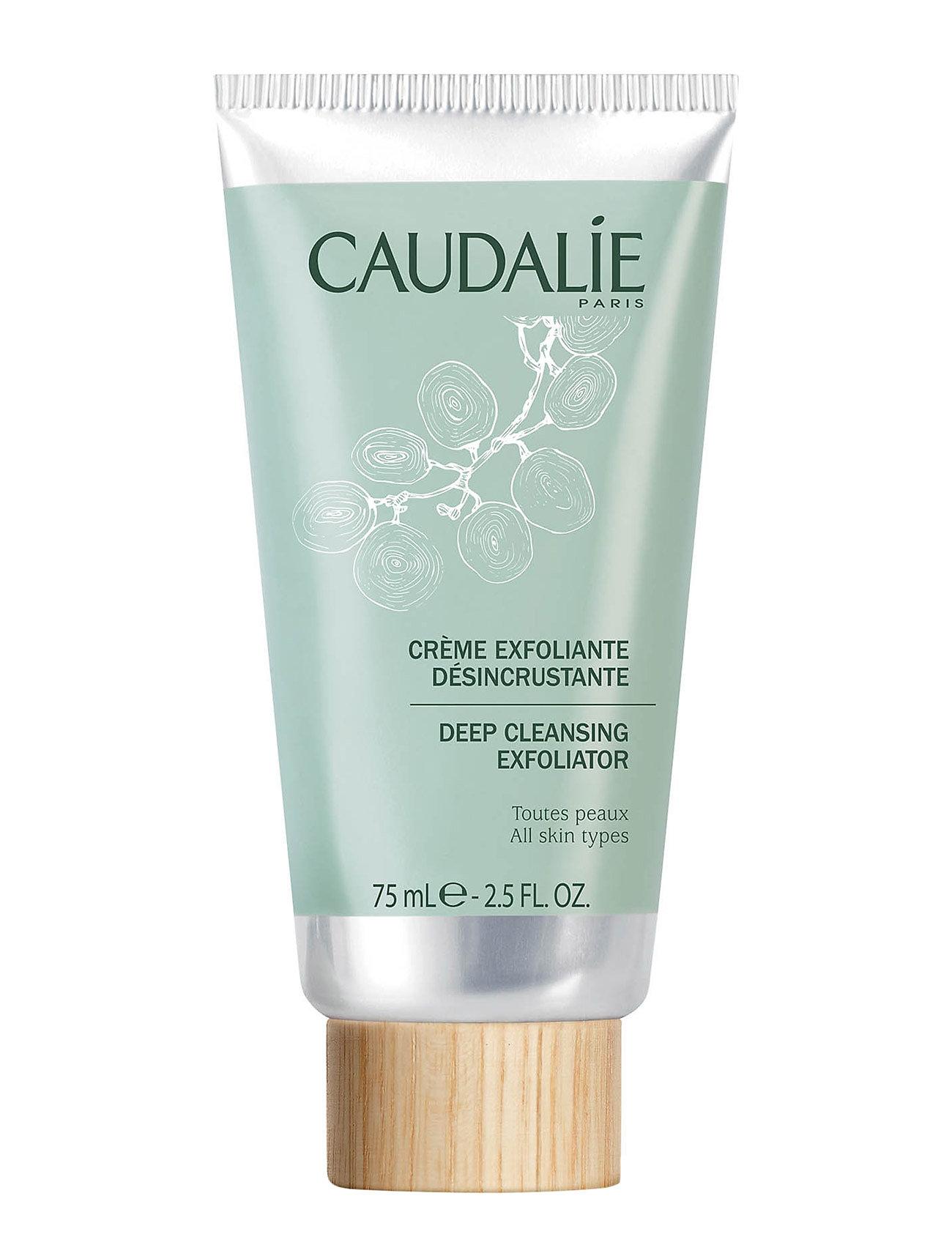 Image of Deep Cleansing Exfoliator Beauty WOMEN Skin Care Face Peelings Nude CAUDALIE (3333557807)