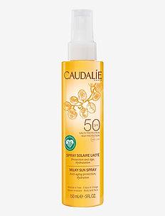 Milky Sunspray SPF 50 - kropspleie - yellow