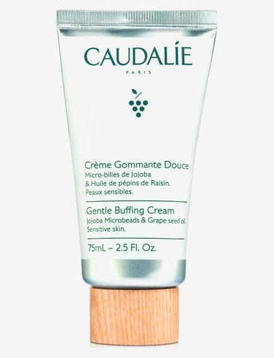 Caudalie Gentle Buffing Cream 75ml - kuorinta - white