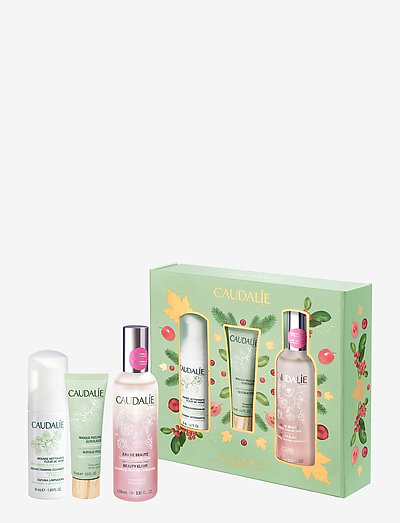 The Beauty Essentials - kroppsvårdsset - clear