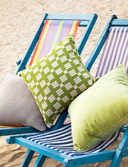 Ceannis - C/c 50x50 Seashell Crochet - housses de coussins - seashell - 3