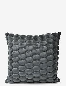 C/c 50x50 Petrol Egg - cushion covers - petrol
